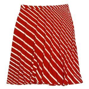 Lane Bryant Striped Maxi Dress